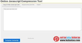 kalautau.com - kompres javascript