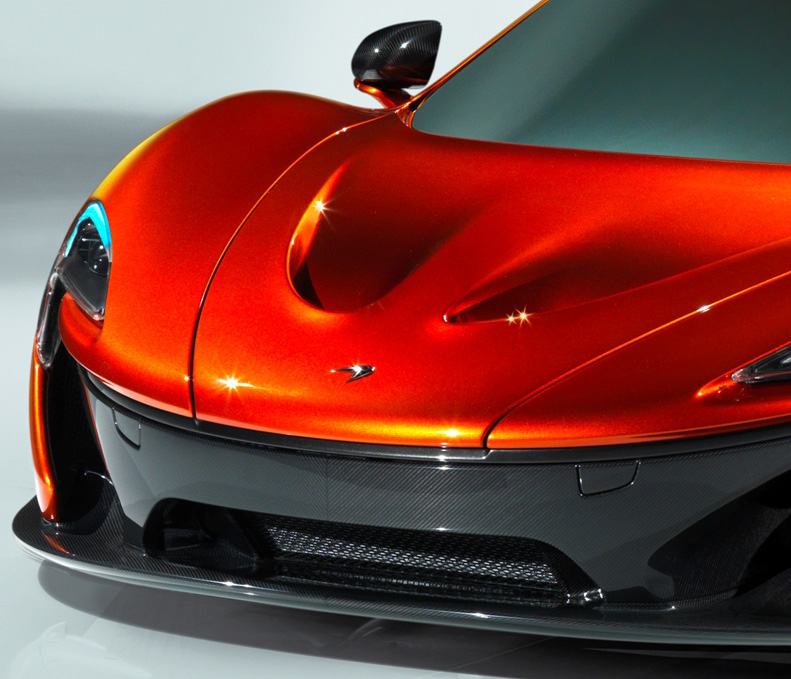 U0027The McLaren P1 Will Be The Result Of 50 Years Of Racing And Road Car  Heritage,u0027 Says McLaren Automotive Executive Chairman Ron Dennis.