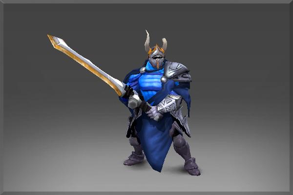 Flameguard and Spartan set - M1sk4's Dota 2 mods