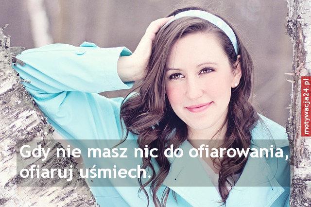Cytaty - Uśmiech - motywacja24.pl