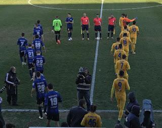 Οι φωτογραφίες από τη νίκη στο «Δασάκι» | Ρεπορτάζ και ταυτότητα αγώνα, Εθνικός 2-3 ΑΠΟΕΛ