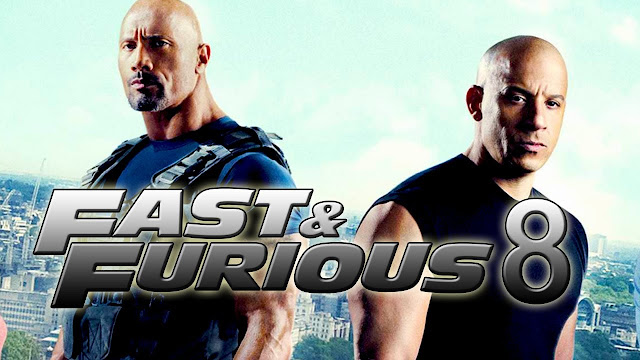 FAST & FURIOUS 8 MOVIE 2017