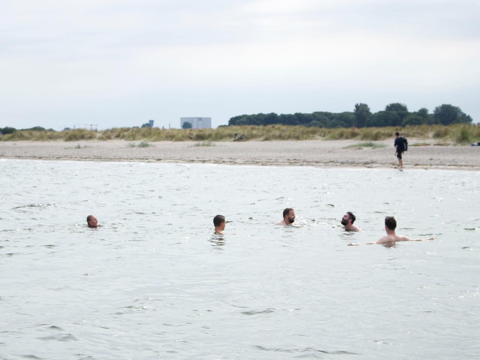 les baigneurs