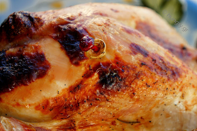 Christmas Stuffed Turkey