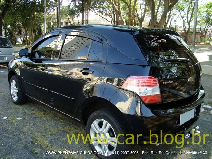 Avaliao Chevrolet Agile Ltz 14 Flex 2010 Usado Fotos Preo