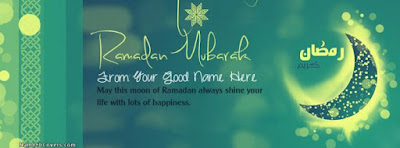 Ramadan Mubarak To The Muslims: may this moon of Ramadan always shine your life with lots of happiness