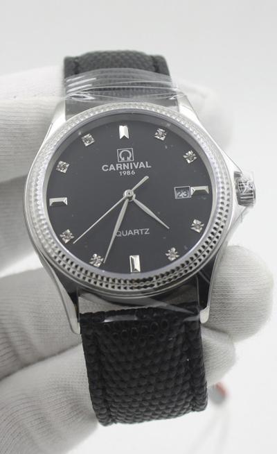 Các phân khúc giá của đồng hồ nam Carnival chính hãng