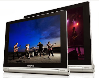 Lenovo Yoga 8-inch and 10-inch