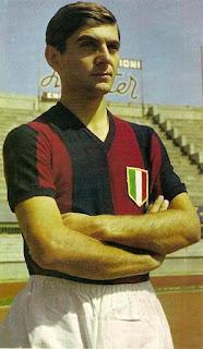 Giacomo Bulgarelli nel 1964.