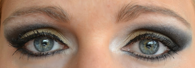 eye makeup look, eyes of the day