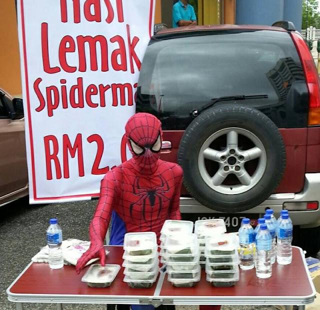 SUPERHERO INI ORANG MALAYSIA