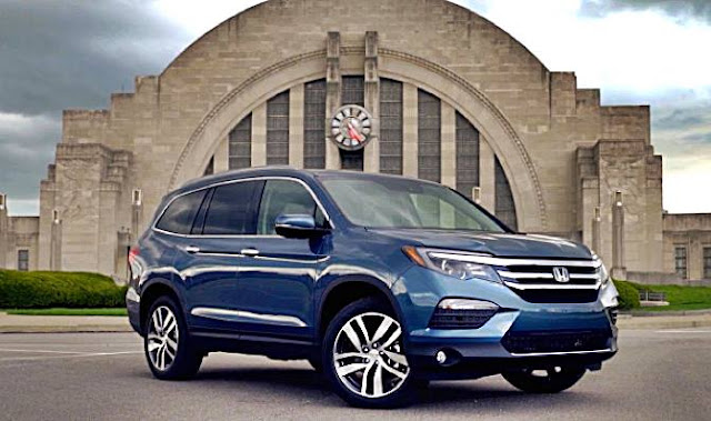2016 Honda Pilot Test Drive Review