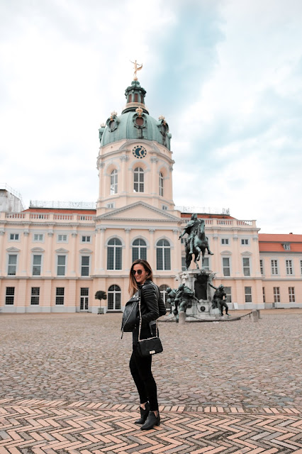 Alicia Mara at Charlottenburg Palace