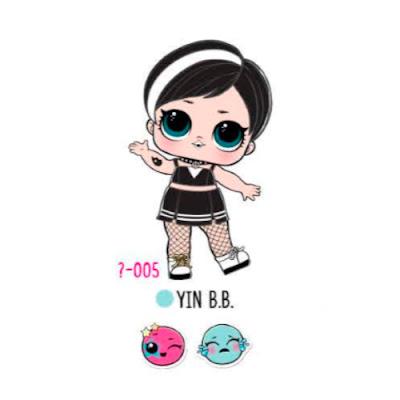Yin B.B.