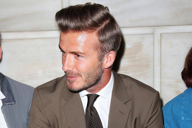 Brilliant David Beckham Through The Years Of A Hairstyle Icon The Male Hairstyles For Women Draintrainus