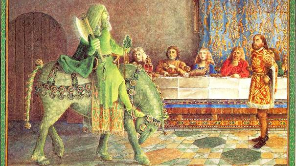 For Monday Sir Gawain And The Green Knight Part I Pp 3 17