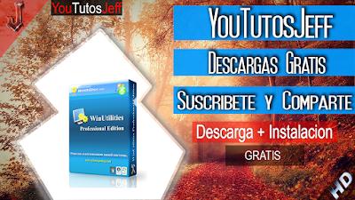 WinUtilities Professional Edition 14.6 FULL ESPAÑOL