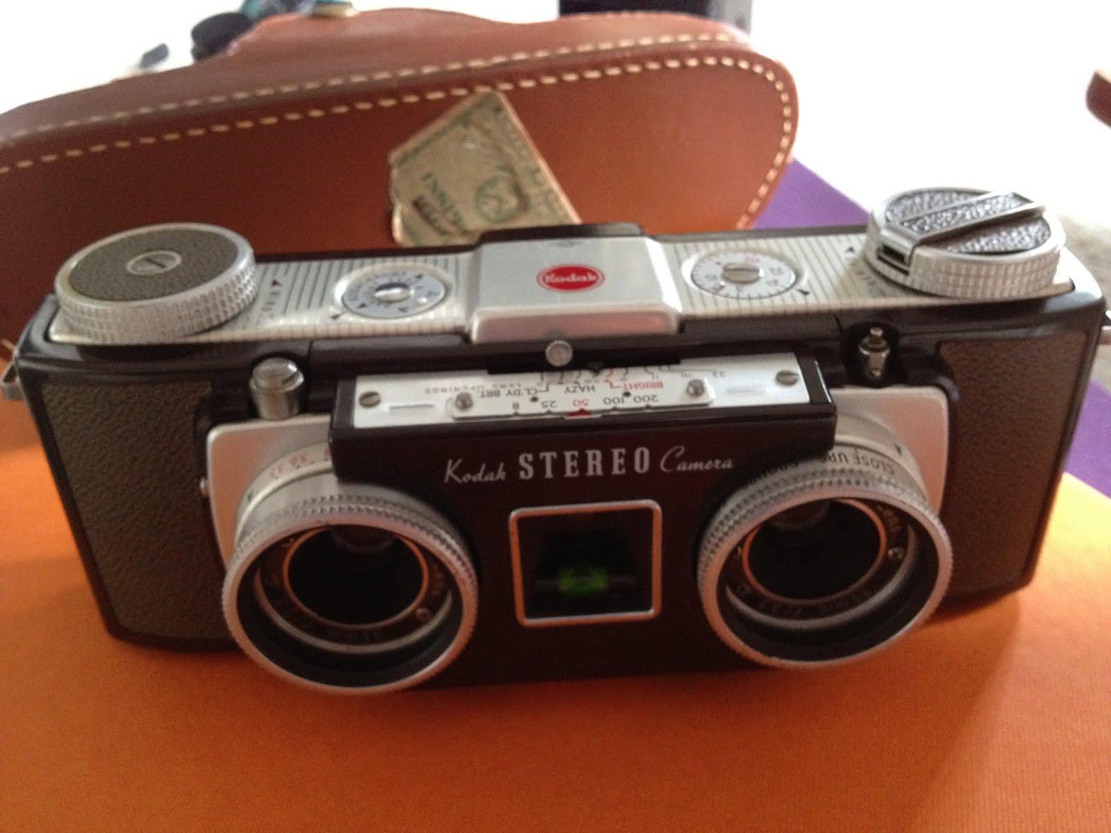 Bit Drifting Meet The Kodak Stereo Camera