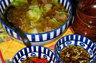 Bulalo+Ala+Ana - Beef Bulalo Recipe (Bone Marrow Soup Recipe)