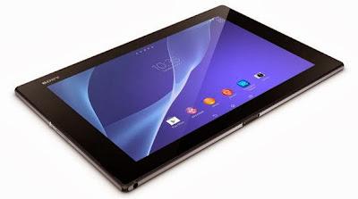 Harga Tablet Sony Xperia Z2 Terbaru