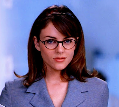 Austin Powers: International Man of Mystery 1997 movie Elizabeth Hurley