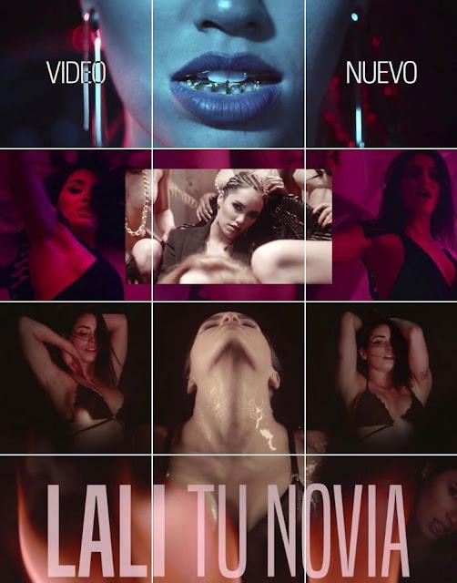 """#Lali lanza su nuevo hit """"Tu Novia"""" y explota en Youtube"""