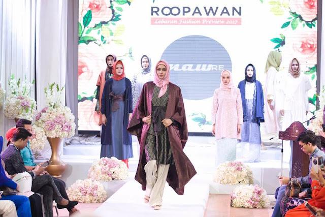 ROOPAWAN - Majlis Pelancaran Portal Membeli-belah Atas Talian & Pertunjukan Fesyen Lebaran 2017