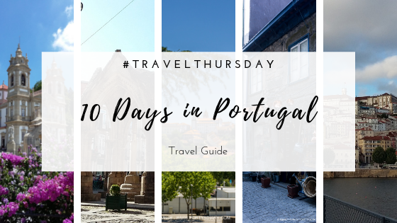 Travel Guide | 10 days in Portugal. A 10 day trip through many of the beautiful cities of Portugal.