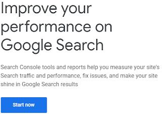 Cara Daftar Dan Verifikasi Blog Di Google Webmaster Tools (Search Console)