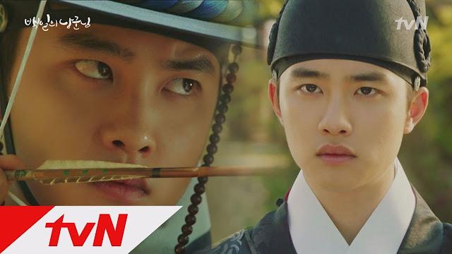 新一代王世子即將到來 都敬秀+南志鉉《百日的郎君》公開第一支預告片 9月10日浪漫首播