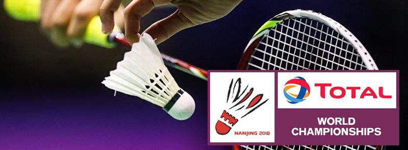 Kejohanan Badminton Dunia 2018
