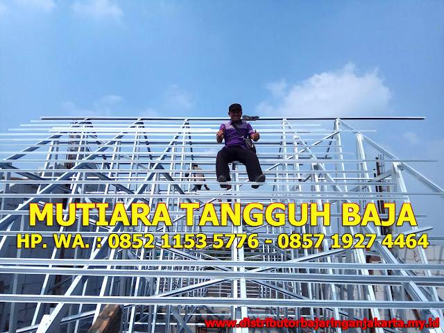 Perusahaan Baja Ringan di Jakarta yang Terpercaya dan Professional
