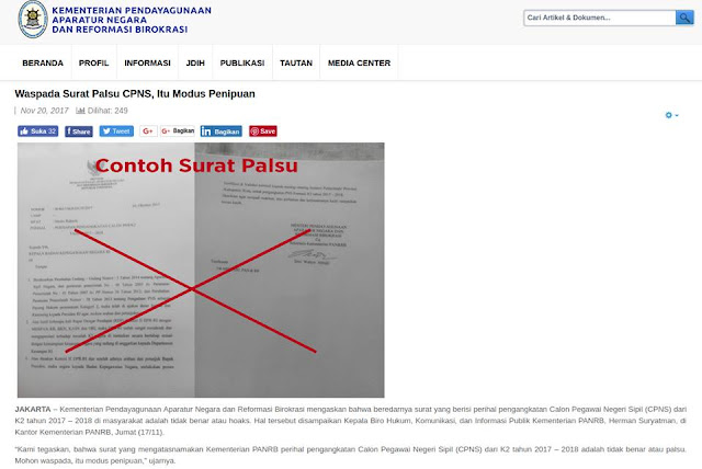 Anti Berita Hoax