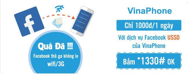 Facebook USSD – Dùng Facebook không cần tới Wifi hay 3G