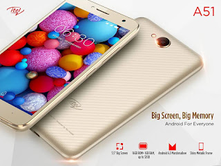iTel A51 Specifications, Features And Price