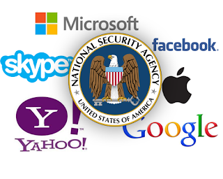 Two Giant Techs: Facebook and Google on PRISM Secret ...