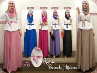 Model Baju Muslim Di Tanah Abang Blok A