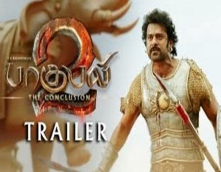Baahubali 2 – The Conclusion Trailer | Prabhas, Rana, Anushka, Tamannaah | SS Rajamouli | T-series