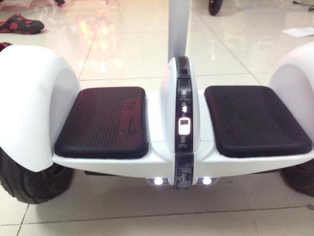 xe điện ninebot mini nháy