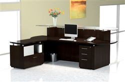 Mayline STG31 Sterling Reception Desk