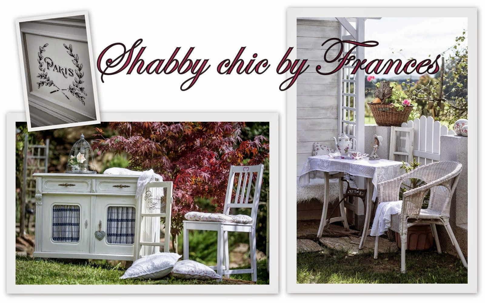 Shabby Chic Eckbank Shabby Chic By Frances April 2016