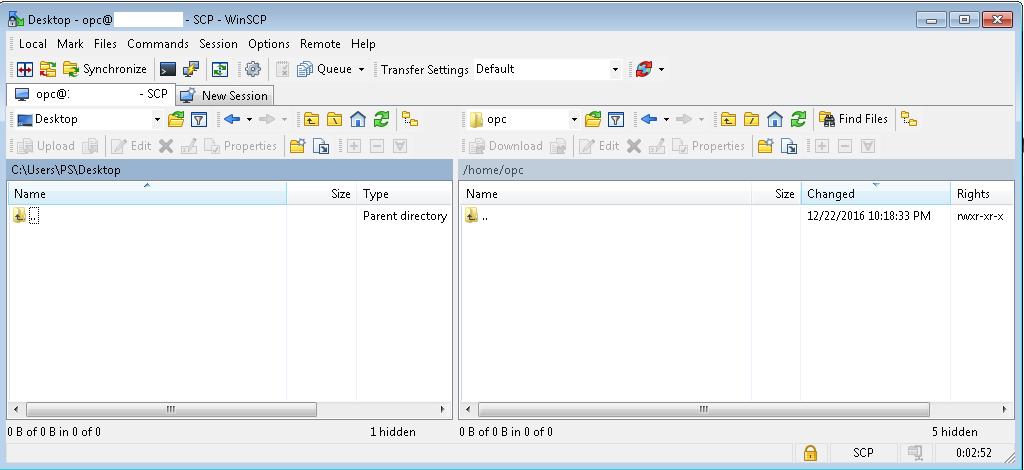Sasank's PeopleSoft Log: DIY - PeopleSoft on the Cloud - Part 2