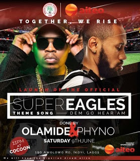 DOWNLOIAD MUSIC: OLAMIDE X  PHYNO –  DEM GO HEAR AM