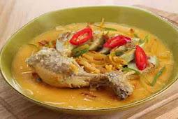 Resep Opor Ayam Enak