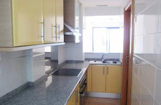 apartamento en venta calle tarragona moncofar playa cocina1