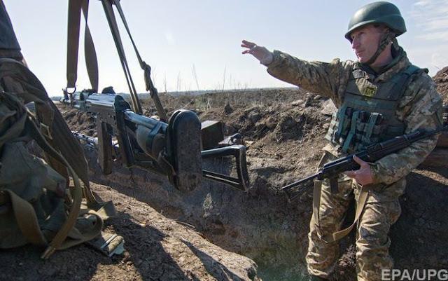 Командування ООС готується до можливих провокацій з боку бойовиків на 9 травня