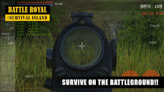 Battle Royal : Survival Island Mod
