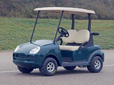 Unusual Golf Carts and Creative Golf Cart Designs (12) 2
