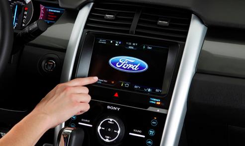 福特棄微軟,汽車智慧系統改採BlackBerry