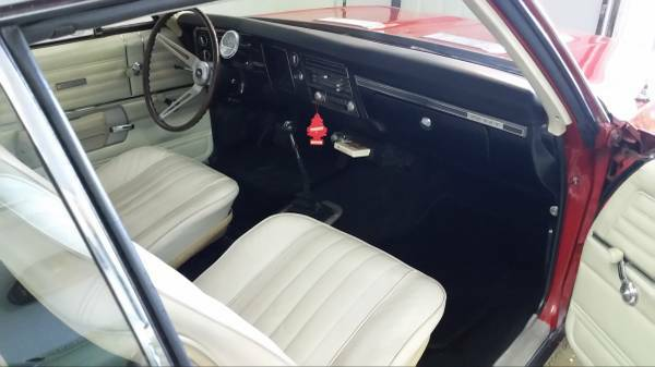 True 1968 Chevelle SS For Sale - Buy American Muscle Car